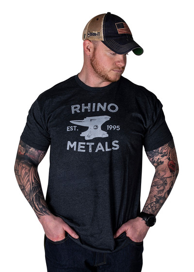 Rhino Metals Anvil T-Shirt