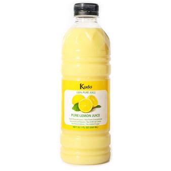 100% Pure Lemon Juice 冷凍新鮮檸檬汁