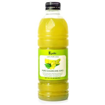 Kudo 100% Pure Sugarcane Juice 冷凍新鮮甘蔗汁 950 ml