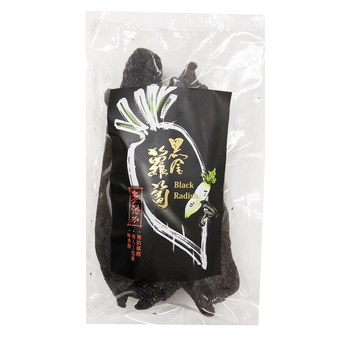Fermented Black Golden Radish 黑金蘿蔔 純發酵老菜脯