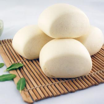 Kudo Milk Flavor Steamed Buns (6pcs) 鮮奶饅頭