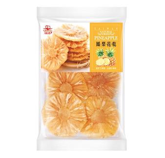 Kudo Natural Dried Pineapple Slice 順泰鳳梨花