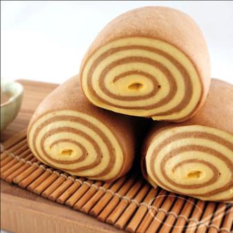 Caramel Pudding Steamed Buns (6 pcs) 焦糖布丁饅頭
