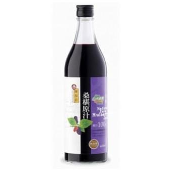 Kudo 100% Mulberry Juice (No Sugar) 桑椹原汁(無糖)