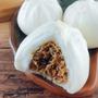 Kudo Shredded Radish Steamed Buns (8pcs) 蘿蔔絲包