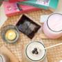 Kudo Frozen Instant Boba Pack - Brown Sugar O's Bubble