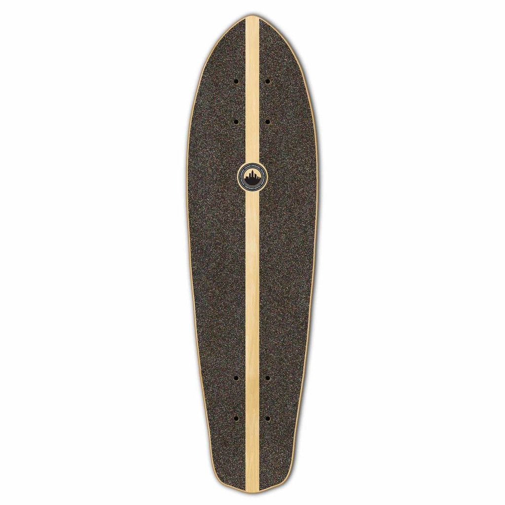 Micro Cruiser Blank  Deck - Stained Green