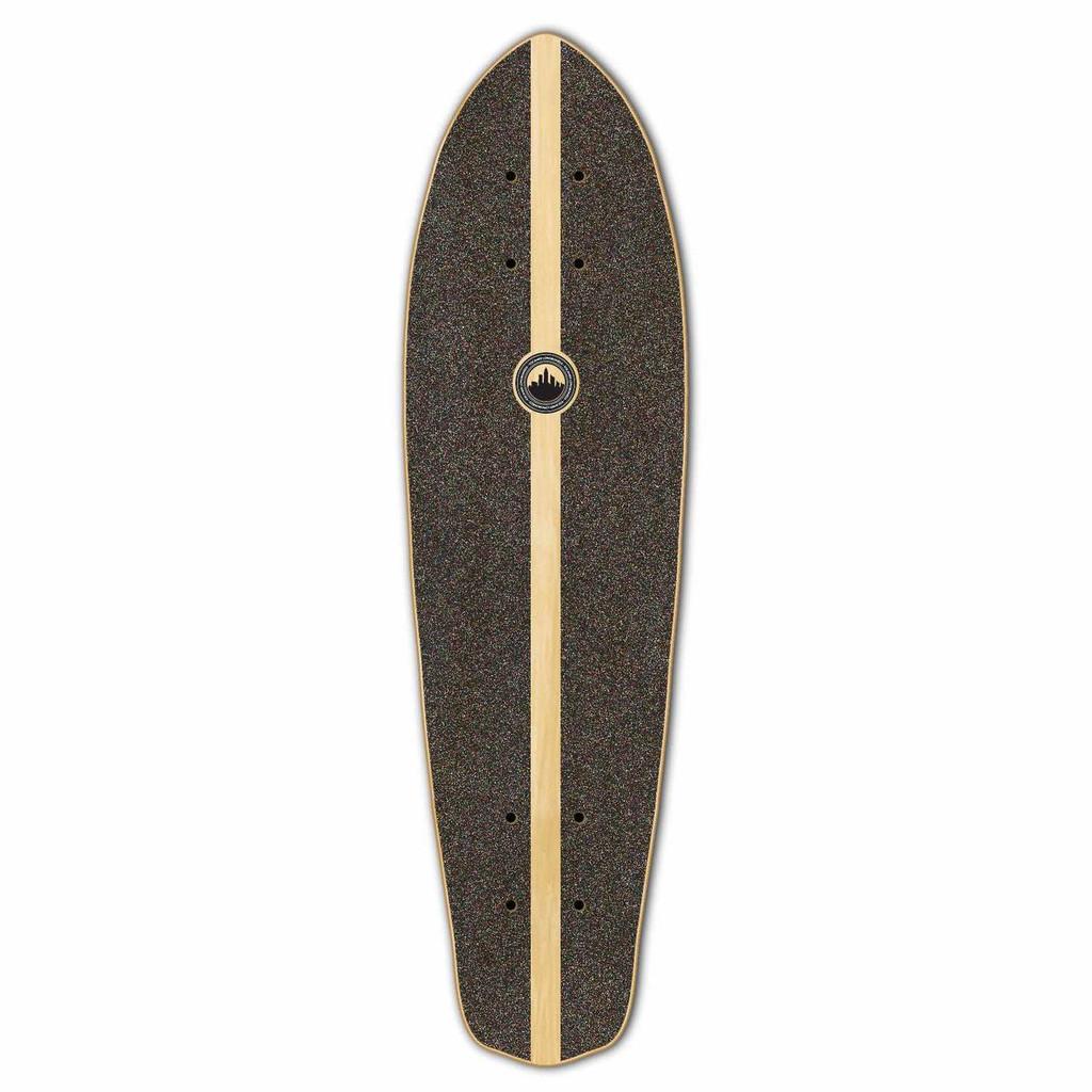 Micro Cruiser  Deck - Bandana Black