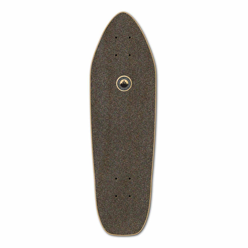 Mini Cruiser Blank Deck - Stained Red
