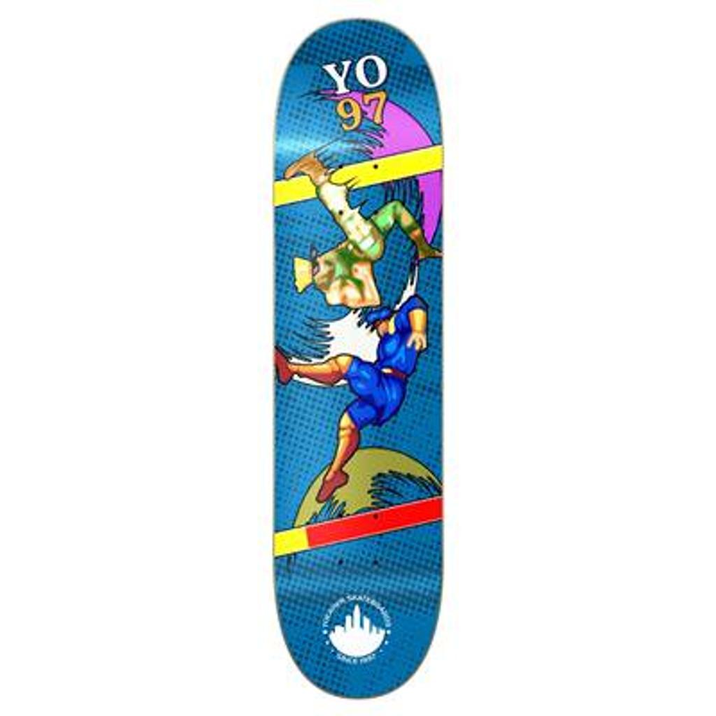 Graphic Skateboard Deck - Retro Series - Bralwer