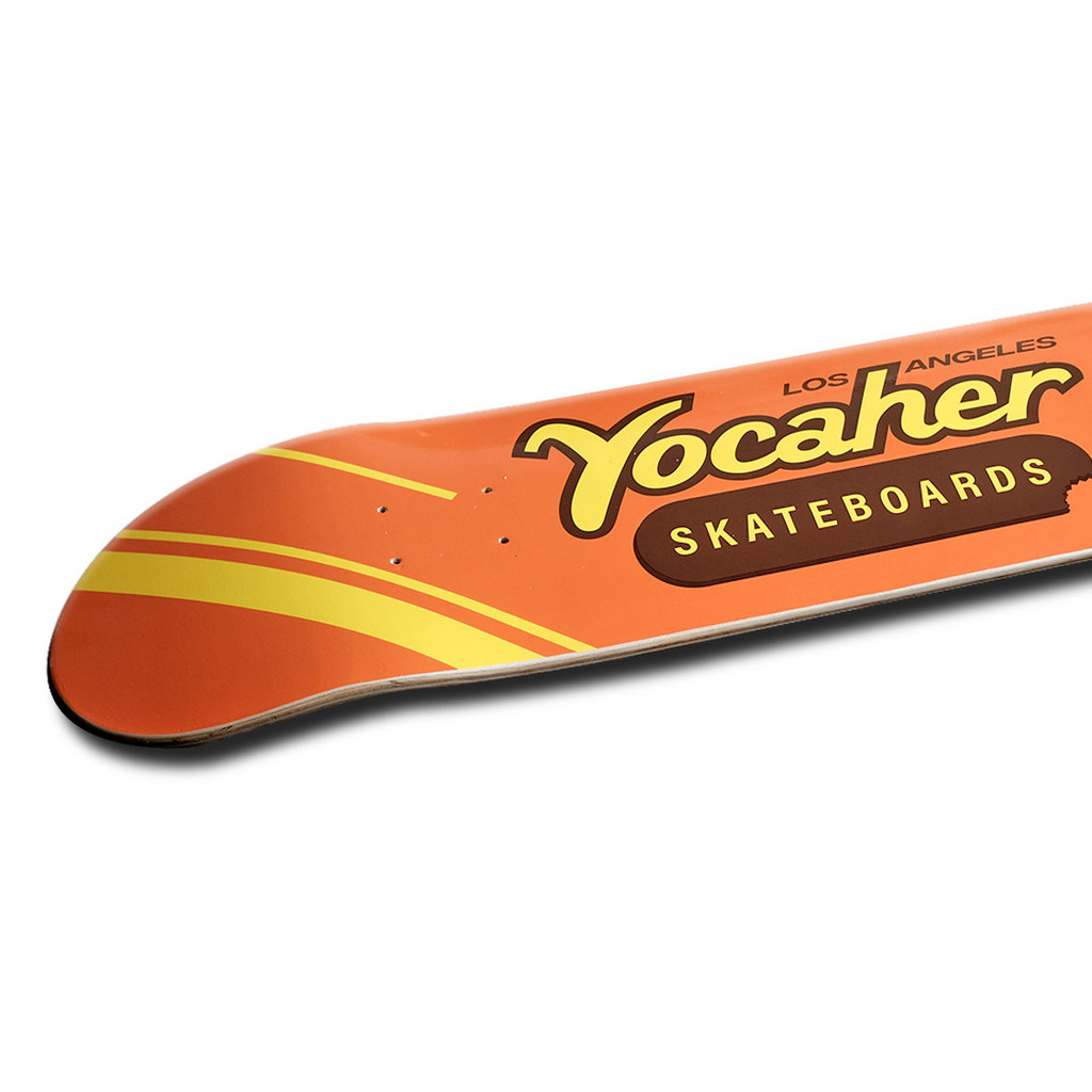 Yocaher Graphic Skateboard Deck  - CANDY Series - PB & C