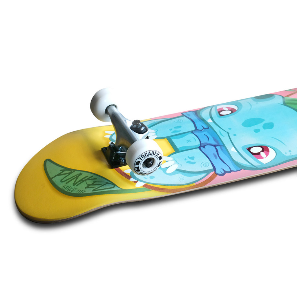 "Yocaher Complete Skateboard 7.75""  - PIKA Series - Bulbi"