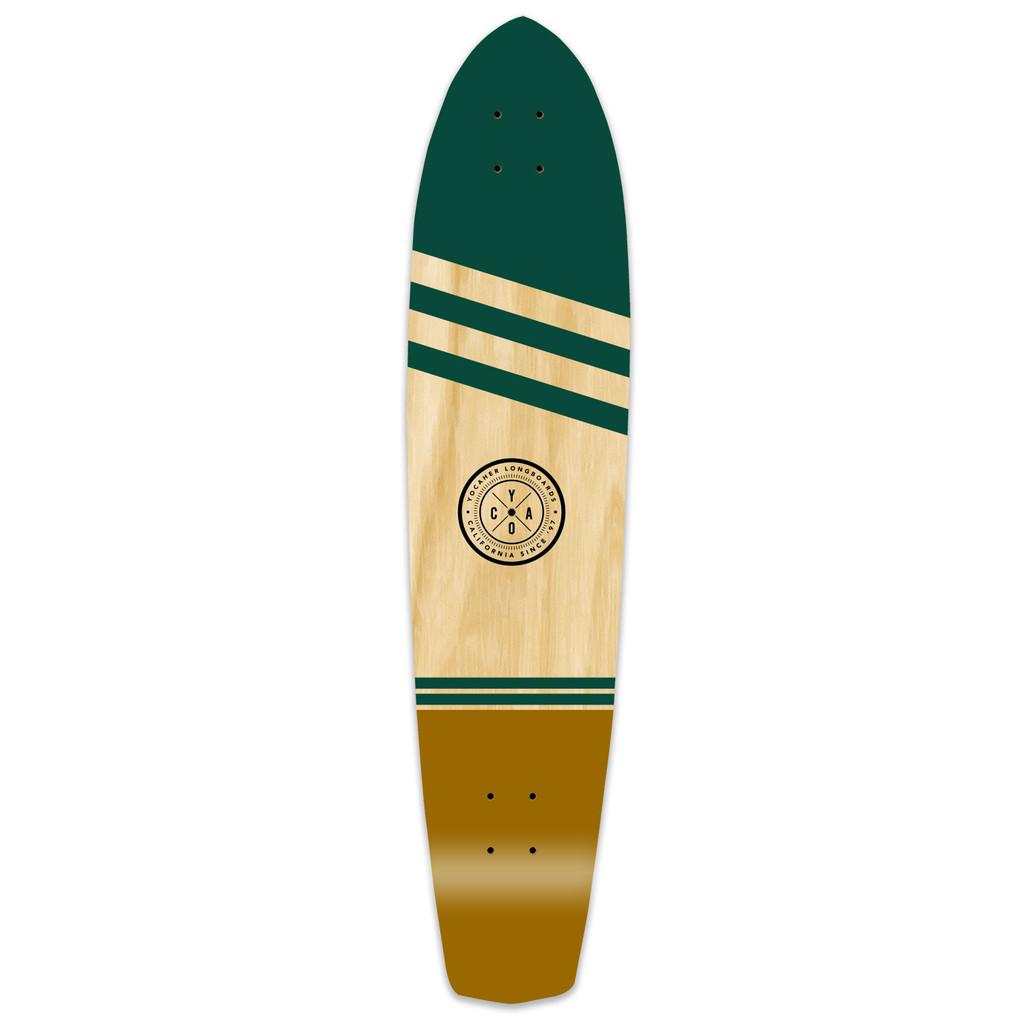 Slimkick Longboard Deck - Wind