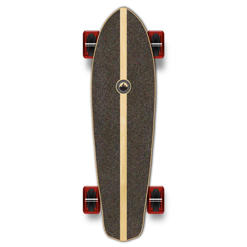 Micro Cruiser Blank Complete - Natural