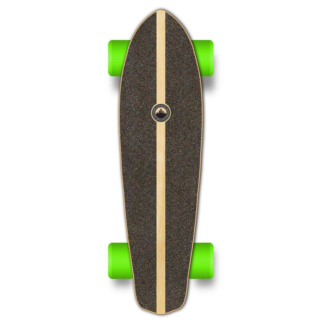 Micro Cruiser Blank Complete - Stained Black
