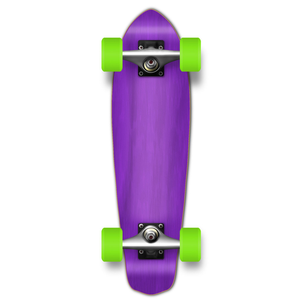 Micro Cruiser Blank Complete - Stained Purple