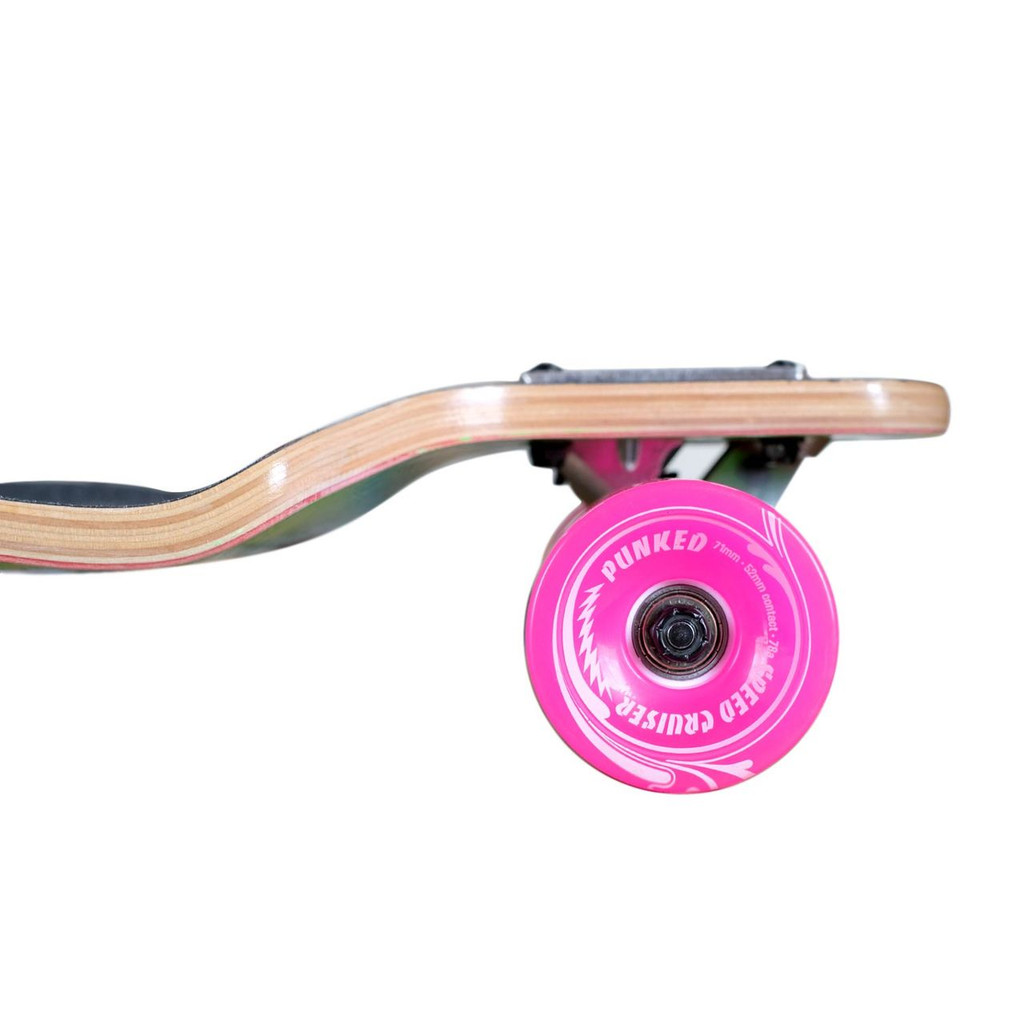 Lowrider Longboard Complete - In the Pines : Blue
