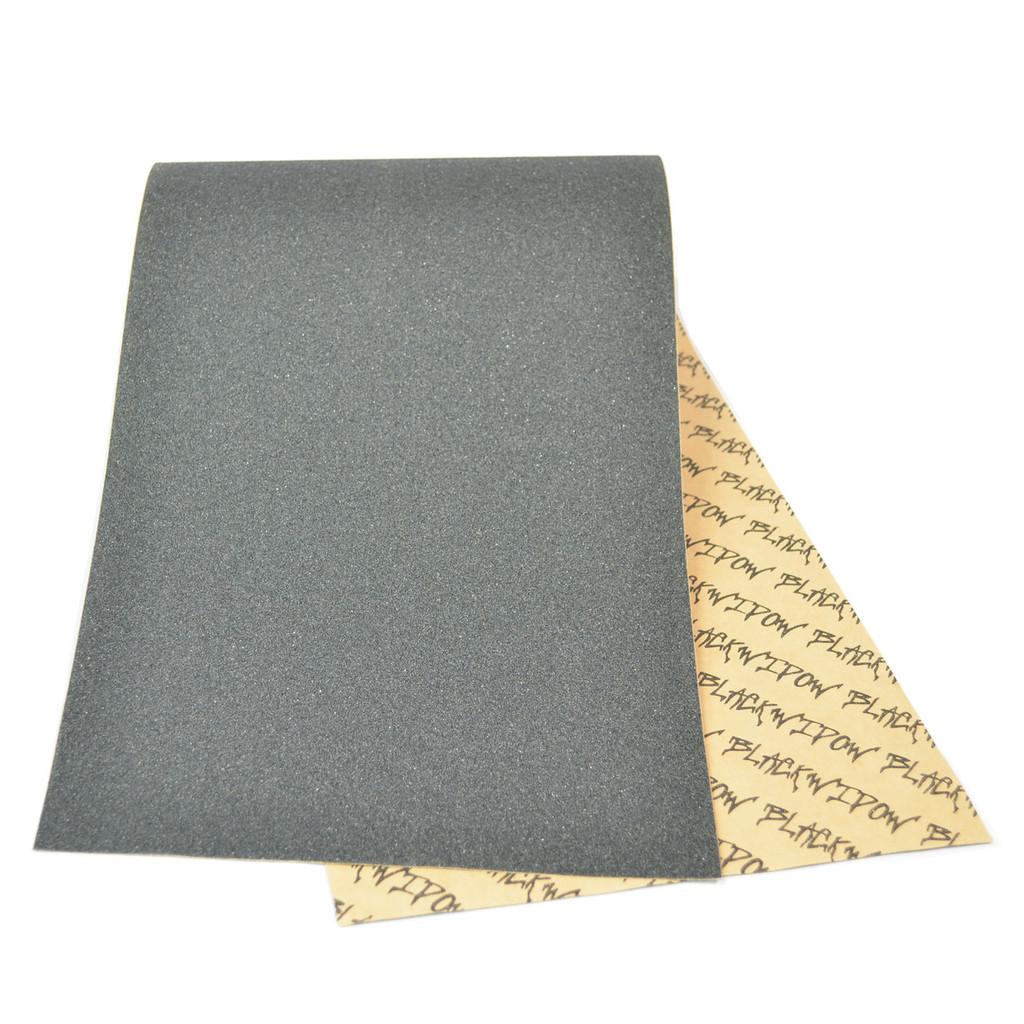 "9"" x 33"" Black Skateboard Griptape/Grip Tape 1 sheet"
