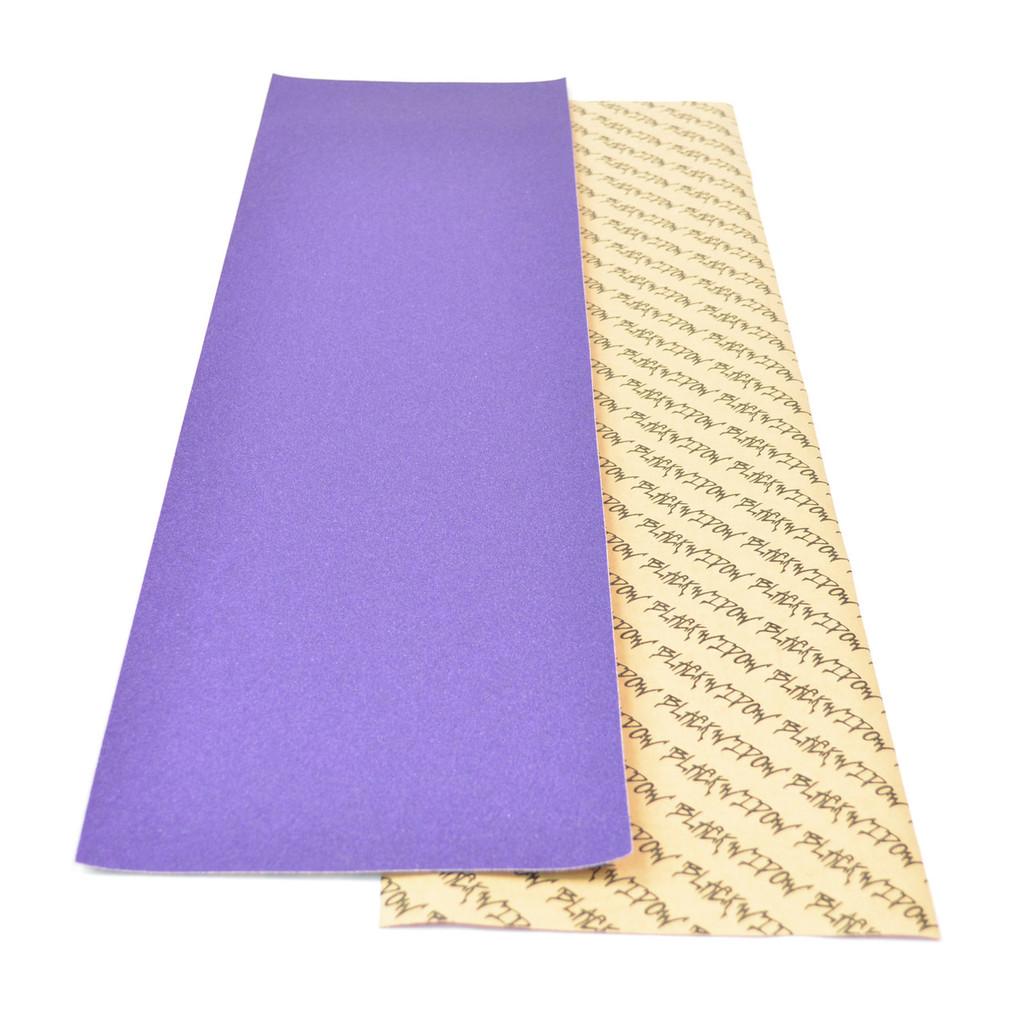 """9"""" x 33"""" Purple Skateboard Griptape/Grip Tape 1 sheet"""