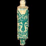 Drop Down Longboard Deck - Spirit Animal WOLF