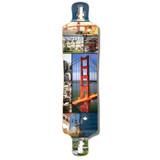 Lowrider San Francisco Longboard Deck
