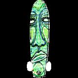 Slimkick Longboard Deck - Countdown