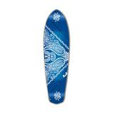 Micro Cruiser  Deck - Bandana Blue
