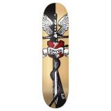 Graphic Smite Skateboard Deck