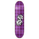 Graphic Dice Skateboard Deck