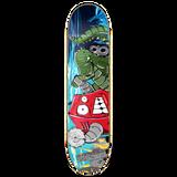 Graphic Robot Skateboard Deck