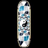 Graphic Yin Yang Skateboard Deck