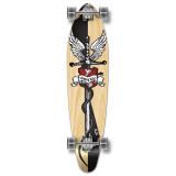 Kicktail Smite Longboard Complete