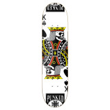 Graphic King of Spades Skateboard Deck