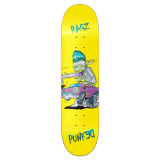 Graphic Hot Rod Ragz Skateboard Deck