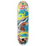 Graphic Skateboard Deck - Retro Series - Fishing