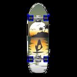 Old School Longboard Complete - Surfer
