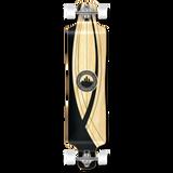 Lowrider Crest Onyx Longboard Complete