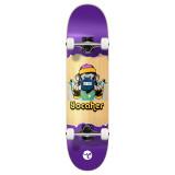 "Graphic Skateboard 7.75"" Complete - Chimp Series - Speak No Evil"