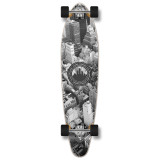 Kicktail New York Longboard Complete