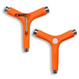 Y-Shaped Skate Tool - Orange
