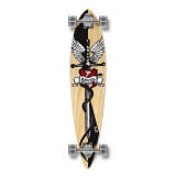 Pintail Smite Longboard Complete