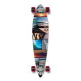 Pintail Seaside Longboard Complete