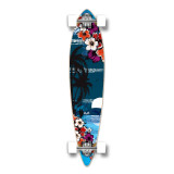 Pintail Tropical Night Longboard Complete