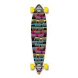 Pintail Shades Black Longboard Complete