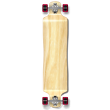 Lowrider Blank Longboard Complete - Natural