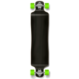 Lowrider Blank Longboard Complete - Stained Black