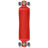 Lowrider Blank Longboard Complete - Stained Red