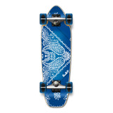 Mini Cruiser Complete - Bandana Blue