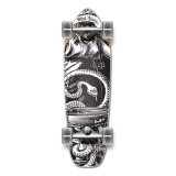 Mini Cruiser Black Blind Justice Complete