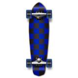 Micro Cruiser Complete - Checker Blue